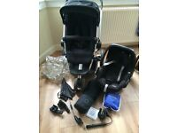 Quinny buzz buggy and car seat bundle