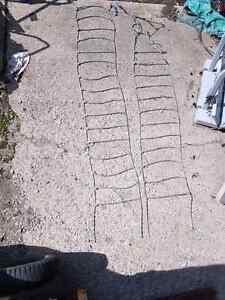 Truck tire chain - cable -22.5 inch ? Strathcona County Edmonton Area image 1
