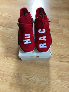 Pharrell nmds red human races