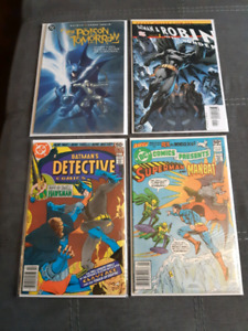 Batman/Detective comics lot. ** $5 YOU GET THEM ALL*F