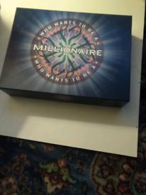 Millionaire board game