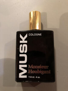 MUSK COLOGNE