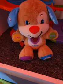 Fisher price - Laugh and learn smart stage puppy