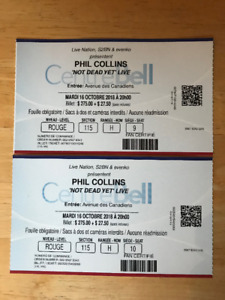 Phil Collins  Rouge 115 H 9-10