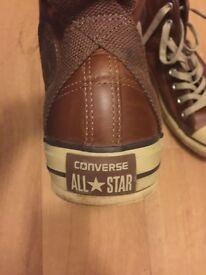 Men's size 10 converse