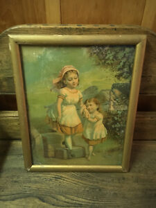 VINTAGE WALL PICTURES