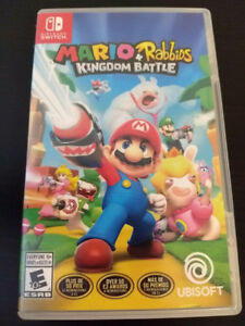 Mario + Rabbids Kingdom Battle - new sealed