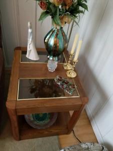 Tables de salon    30$