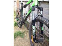 Giant Alias Mountain Bike - Excellent Trail / Downhill Bike for Scotland