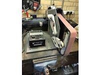 Wilton belt grinder