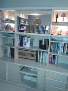 Bibliothèque / meuble de rangement