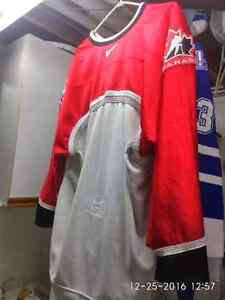 3 authentic hockey jerseys Cambridge Kitchener Area image 5
