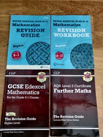 GCSE EDEXCEL MATHS BOOKS