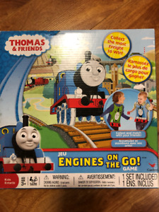 Thomas & Friends Engines on the Go Game