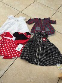 Dresses and Bodysuit