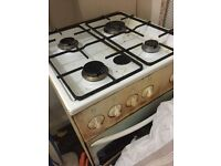 TEBA gas cooker FULL WORKING ORDER