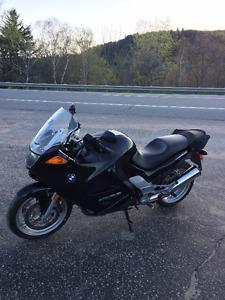 Moto BMW  K1200  RS