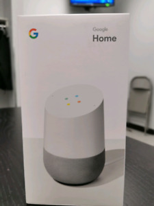 Google Home Wireless Speaker Brand New in box