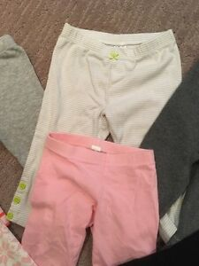 6-12 month pants including Gap, Joe Fresh and Carters. 7 pairs Kitchener / Waterloo Kitchener Area image 3