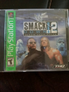 Smackdown 2; Know your role