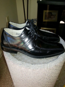 Mens leather dress shoes 8.5