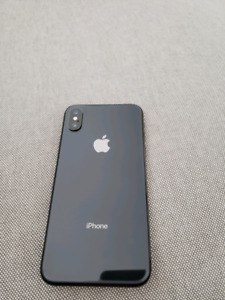 iPhone X 64Gb space grey unlocked