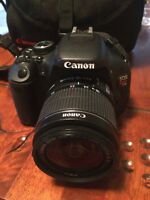 CANON REBEL T3i FOR SALE