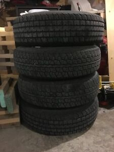 Trailer Tires 205/75 R15