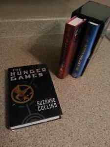 Hunger Games Trilogy in brand new condition