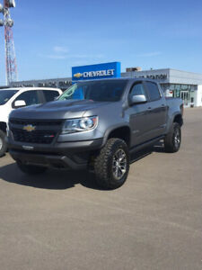Colorado ZR2 Duramax 2018