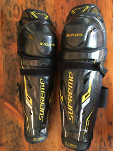 Bauer Supreme Total One MX3 Shin Pads - 15.0