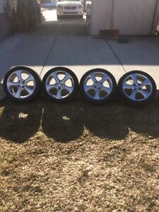 Summer tires. Good condition