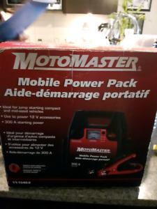 Motor Master Power Pack