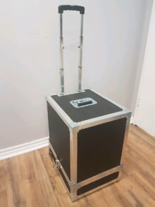 PHOTO BOOTH PRINTER  ROLLING CASE