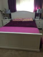 IKEA queen bed