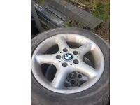 **Wanted** shitty old BMW wheels