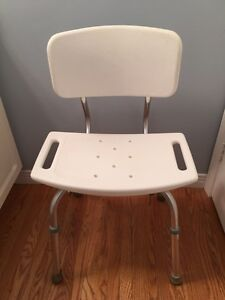 Bath chair $25