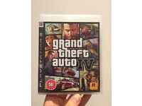 Grand Theft Auto IV PS3 GTA