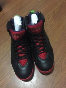 "Jordan 7 ""Marvin the Martian"" sz11.5"