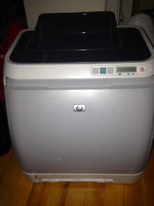 Free HP Colour Laser Jet Printer