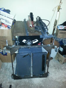 "Sears Craftman 10"" Direct Drive Table Saw. Excellent Condition"