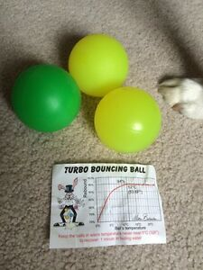 Turbo Bouncing Juggling Balls Kitchener / Waterloo Kitchener Area image 2