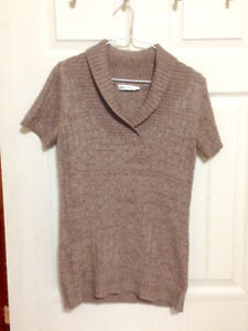 Beautiful, Light-Brown Sweater for Sale (size S)