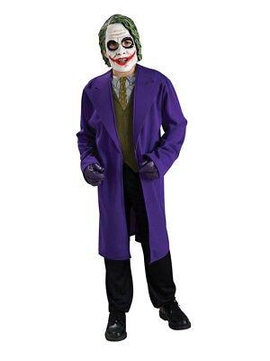 Infantil Joker Disfraz para Halloween Superhéroe Fiesta de Disfraces