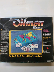 The oilman game