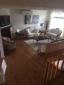 MOVING HOUSE SALE MUST SELL ALL SOFAS TV BED APPLIANCES West Island Greater Montréal image 1