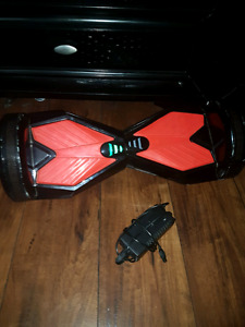 Hoverboard With Charger bluetooth