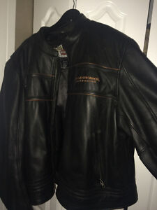 Harley Leather Jacket