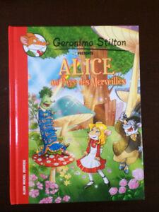 2 livres de Geronimo Stilton