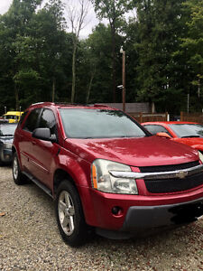 2005 Chevrolet Equinox Safety&Etested
